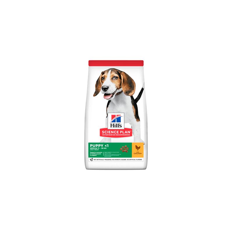 HILL'S Science Plan Canine Medium Puppy Chicken