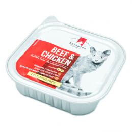 Expertus Beef & chicken paštetas
