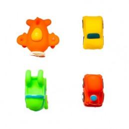 Žaislas šuniui guminis vežimėlis /mašinėlė/lėktuvėlis