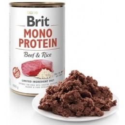 Brit Care Mono Protein Beef&Rice