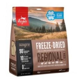 Orijen Regional Red / išdžiovintas šaltyje