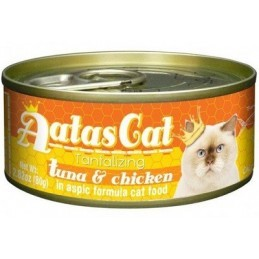Aatas Cat Creamy Tuna &...