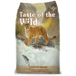 Taste of the Wild Canyon...