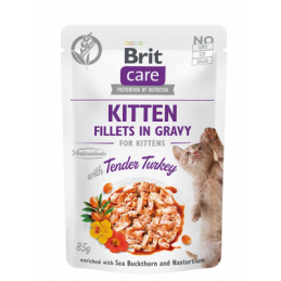 Brit Care Kitten Fillets in...