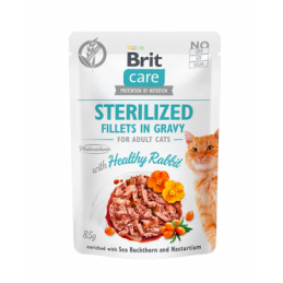 Brit Care Cat Sterilized...