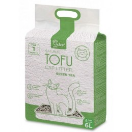 Velvet Paw Tofu Green Tea...