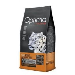 OPTIMA nova Cat Salmon & Rice