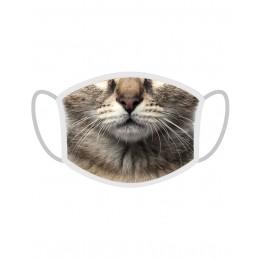 Apsauginė veido kaukė - katė