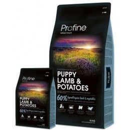 Profine Puppy Lamb &...