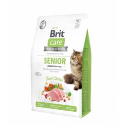 Brit Care Cat Senior Weight...