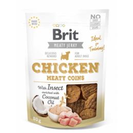 Brit Jerky Chicken Meaty...
