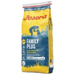 Josera Family Plus sausas...