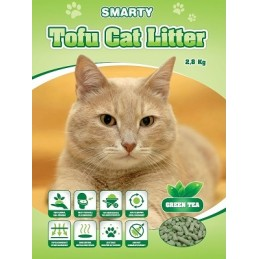 TOFU CAT LITTER GREEN TEA...