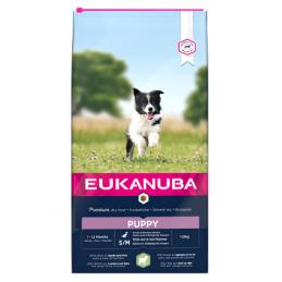 Eukanuba Puppy S/M Breeds...