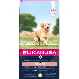 Eukanuba Senior L / XL Lamb...