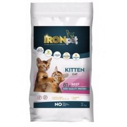 IRONpet Cat Kitten Beef...