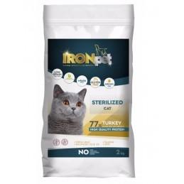 IRONpet Cat Sterilized...