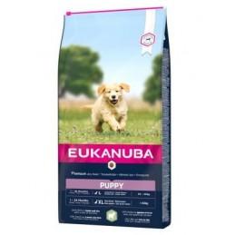 Eukanuba Puppy L / XL Lamb...