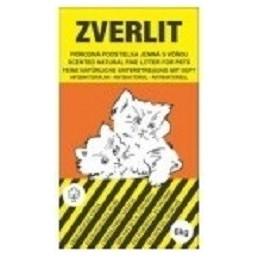 Zverlit kraikas aromatizuotas. Grūdelių plotis ≥ 2 mm