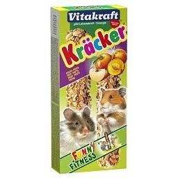 Vitakraft Kräcker Frucht žiurkėnų gardėsiai su vaisiais