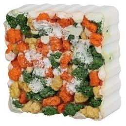 TRIXIE Graužikų mineralai su daržovių kroketais