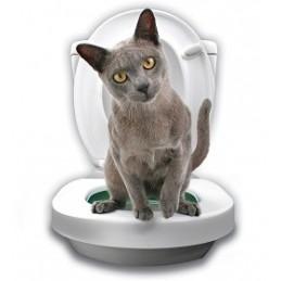 Litter Kwitter Sumanių kačių tualetas
